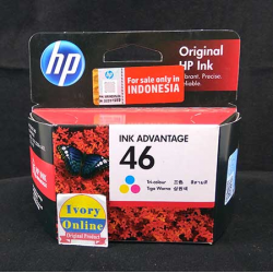 Cartridge HP 46 Color - 886112447908