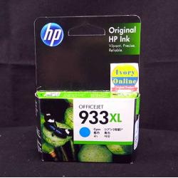 Cartridge HP 933XL Cyan - 886111282401