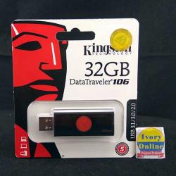 USB Flash Drive DT106 32GB Kingston - 740617282368