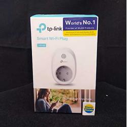 Wi-Fi SmartPlug HS100 TP-LINK - 6935364081362