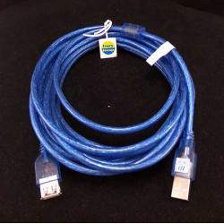 Kabel USB AM to USB AF 5m - 10000195400