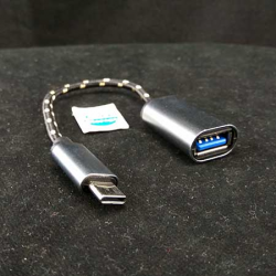 Kabel USB 3.0 Female to Type C OTG (Tanpa Kabel) - 10000253700