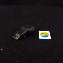 Conector Mini HDMI Male to HDMI Female - 10000232400