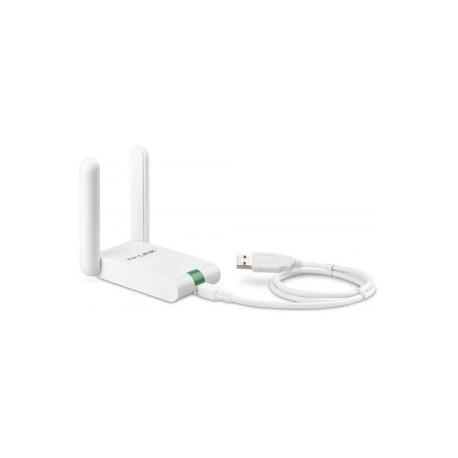300Mb High Gain Wireless N USB Adapter TL-WN822N TP-LINK - 6935364050542