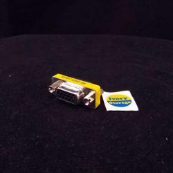 VGA D-Sub 15 Pin Mini Gender Changer - 10000224400
