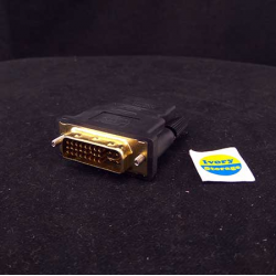 Conector DVI 24+5 Male to HDMI Female - 10000223000