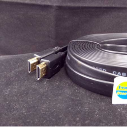 Kabel HDMI Flat 10m ver 1.4 - 10000212700