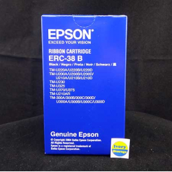 ERC-38 Black Ribbon Cartridge EPSON -