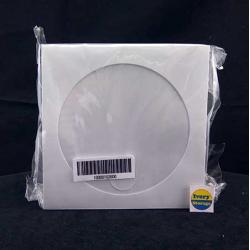 Amplop CD Kertas 100-Pack Bulk - 10000102600