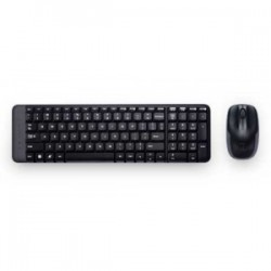 Wireless Combo MK220 Logitech - 097855077998
