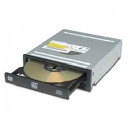 DVD/CD Rewritable Drive 22X SATA iHAS124-04 OEM Lite-On - 4718390028165