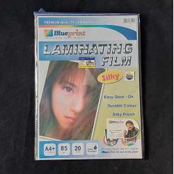 Laminating Film Silky 20PC Blueprint - 8997031730117