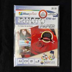 Glossy Photo Paper 20PC 190GSM Blueprint - 8997031730025