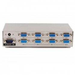 8 Port VGA Splitter - 10000224600