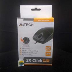 A4TECH MOUSE OP-620D USB - 4711421879187