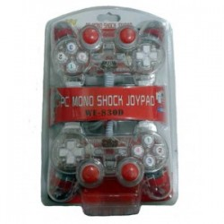 Double shock controller Transparan WE-830D Welcom - 10000117400