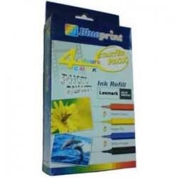 Tinta Refill Lexmark Starter Pack BLUEPRINT