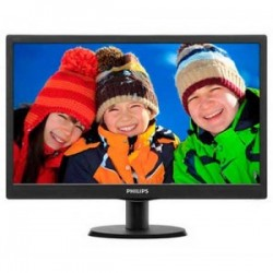 "Led Monitor PHILIPS 18.5"" 193V5L - 8712581688127"