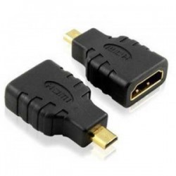 Conector Micro HDMI Male to HDMI Female - 10000232300