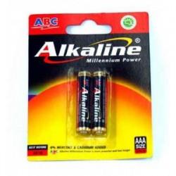 Baterai AAA Alkaline ABC - 8886022941512