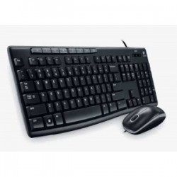 Classic Desktop MK200 Logitech - 097855069412